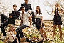 three words, eight letters / Gossip Girl