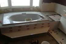 See Our Bathroom Renovation Project in Burlington / View the pics of our currently running Bathroom Renovation project in Burlington