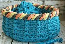 Crochet, Tricot, Bordados e afins