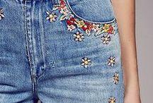 [ Inspiração ] Jeans