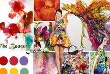 The Bouquet Illusion / Spring Summer 2015 collection