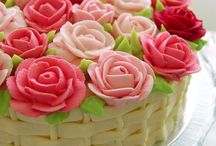 Cakes ▲●■◆ / by Zarnish