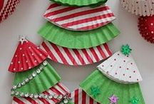Winter-Christmas crafts