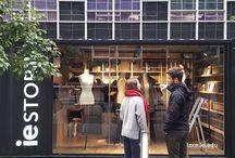 MyBox Pop up store / Contenedores transformados en tiendas efímeras e itinerantes