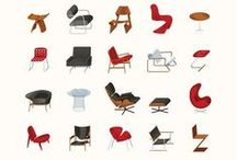 IED yr2 | Source | Take a Seat / Interesting stool designs. / by Heather Kelly