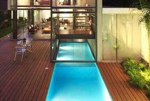 MyBox pool / Contenedores transformados en piscinas