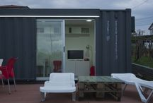 MyBox home / Contenedores transformados en viviendas o refugios