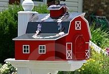 Mailboxes that are far from ordinary!