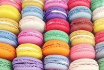 I love sweet things! / the sweetest things in the world