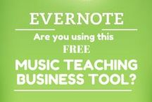 Business 101 for Music Teachers / How to run your music studio like a business