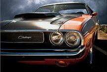 MUSCLE Cars...