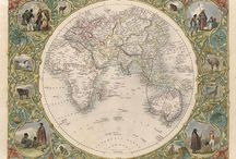Maps / For the love of cartography