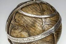 Armillaries, astrolabes, and more—Oh my!!