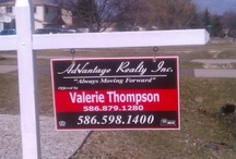 real estate / by Valerie Thompson