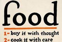 FOOD / by Kelly Hutchens