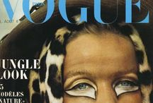 Vogue / Fashion and beauty at vogue magazine!! Anytime anywhere! / by Betty Lago