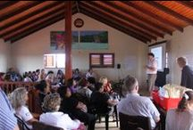 Our Facilities / Wanapa Lodge Bonaire offers a range of facilities to successfully organise your conference, corporate training, reception, wedding or party
