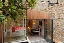 Extension design / Aanbouw/verbouw van woningen