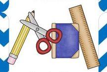 Educacion / Distinto material para la escuela / by Janett Duarte
