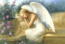 💜PAMMY--> ANGELITAS / by PAMELA ANNE 💜 💗 💜 💗 💜