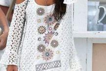 Artesanato manual /crochet /tecido