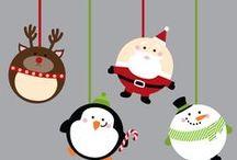 Christmas / bricolage, gâteaux, décoration...