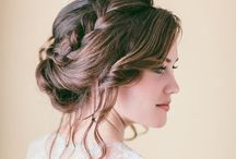Hair style ideas / Cute and easy hairstyles