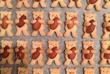 Kóki Monster / cookies, recipes, desserts