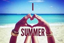Summer / All things summer that we love!