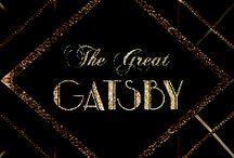 THE GREAT GATSBY / Une petite robe en dentelle pailletée, une coupe au carré  et un collier de perles nacrées pour les filles. Un costume taillé sur mesure, la classe et le noeud papillon de Léonardo Di Caprio feront l'affaire pour les garçons!