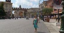 ✿¸¸.•*•❥ Além do Infinito Romeu e Julieta / Verona in Italia