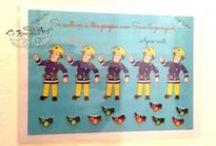 Propreté enfant / Apprentissage de la propreté, les livres comme support, les tableaux de motivations à imprimer!