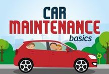 Car Maintenance Tips / Car Maintenance tips, suggestions, and recommendations. Tips for maintaining vehicles on the inside and outside.