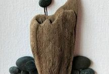 Pebble arts and crafts