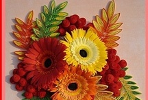 Quilling  / Here is a wonderful collection of quilling that I love collected from everywhere on the web.