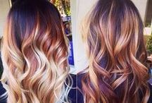Hair Inspirations / by Jamie Dettling