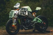 Racing motorcycles / by Bike EXIF Cafe Racers and Custom Motorcycles