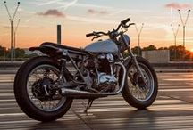 Kawasaki custom motorcycles / Mean and green: A selection of the best custom and cafe racer motorcycles from Kawasaki. / by Bike EXIF Cafe Racers and Custom Motorcycles
