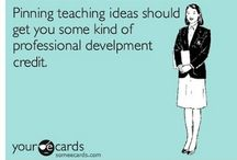 """Ideas for the Someday-Teacher / """"You can call me Ms. Priss."""" / by Mareva Vaughan"""