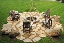 Outdoor Decor / by Jamie Dettling