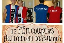 Halloween Costumes & Accessories / by Carly Bee