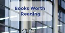 Books Worth Reading / Who doesn't love a good book! Get our list of favorite books in all different genres right here. Let's Move | book suggestions, book ideas, reading challenge, beach reading