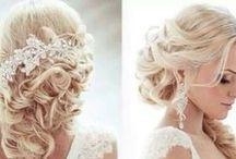 Bridal Hair Styles / by Carly Bee