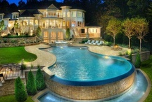 Luxury Pools / by Love Couture