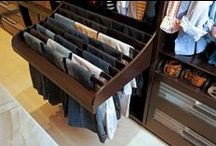 Great ideas for organizing! / by Love Couture