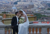 Rome wedding / Weddings in Rome! Most splendid picture for a truly romantic Rome wedding.