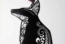 Paper Cuts / These pieces are wonderful. I love paper...