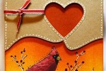Handmade Cards / These are beautiful cards.