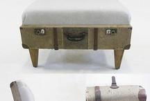 DIY Furniture / by Rebecka Allysa