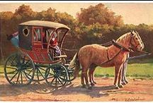 Wagons and Conveyances / by Mona Hodgson